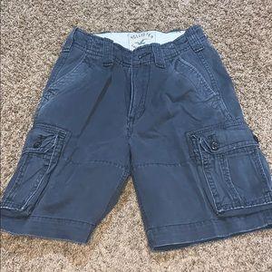 Hollister carpenter shorts size 28